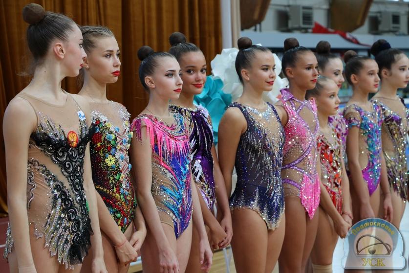 Турнир «Подмосковье» по художественной гимнастике