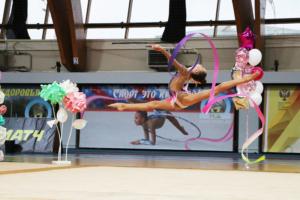 Открытый турнир городского округа Щелково по художественной гимнастике