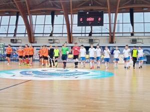 Первенство Московской области по мини-футболу среди юношей