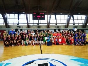 Мини-футбол — в школу: финалы Московской области