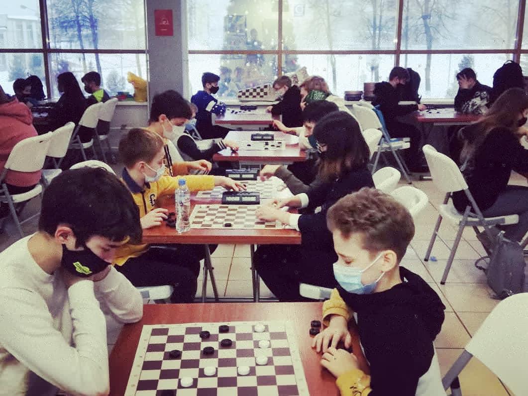 Московский областной турнир по русским шашкам «Щёлковский вызов»
