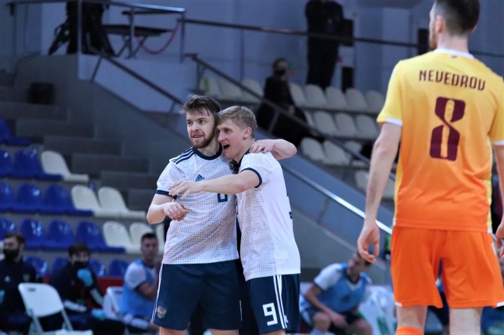 Сборная России побеждает в первом матче квалификации ЕВРО-2022