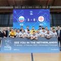 Национальная сборная России по мини-футболу обыгрывает Грузию на квалификации ЕВРО-2022!