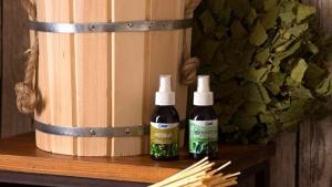 Польза от использования эфирных масел в бане