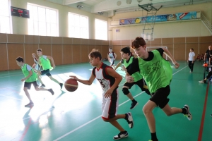 Первенство по баскетболу городского округа Щёлково